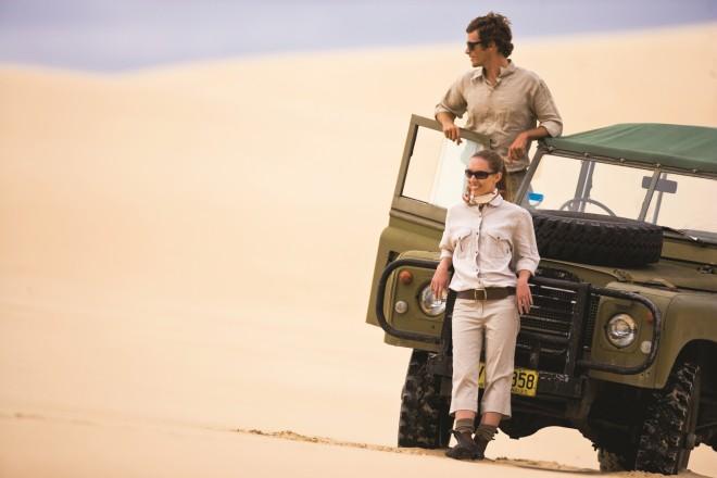 Wüsten Rallye